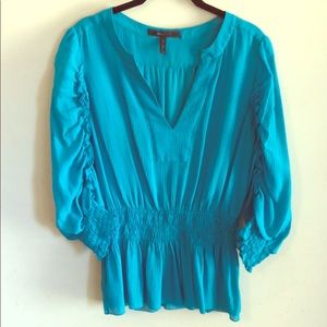 Sheer layer-able Blouse